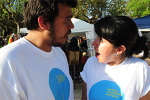 Volunteers for Inclusion, SVE en Portugal